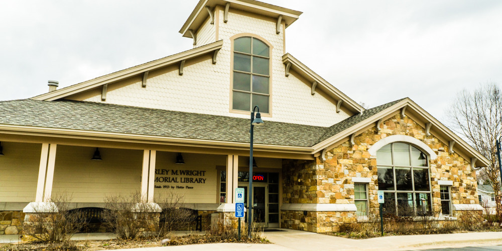Shirley M  Wright Memorial Library   Trempealeau Chamber of